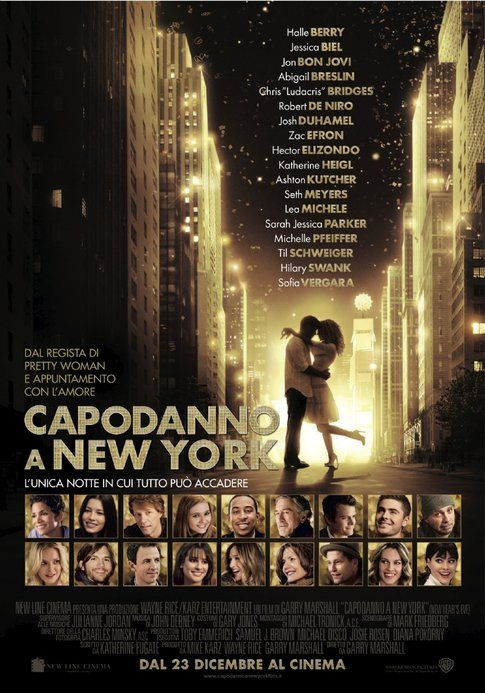 Locandina Capodanno a New York - foto Movieplayer.it