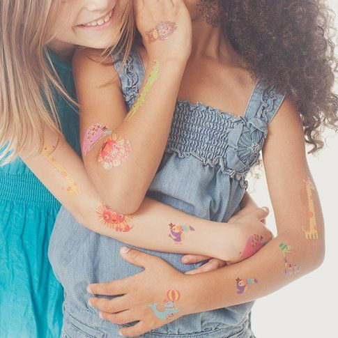 Tattoo temporanei (tattly.com)