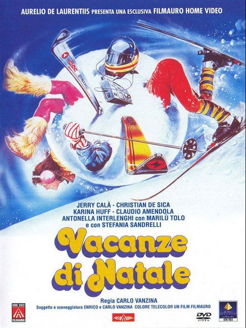 Locandina Vacanze di Natale - foto Movieplayer.it