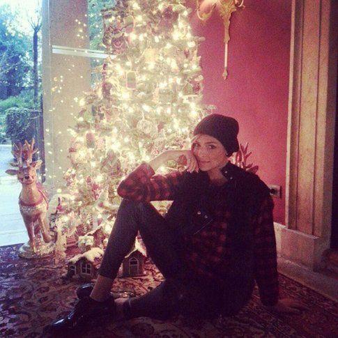 Cristina Chiabotto look casual – Instagram