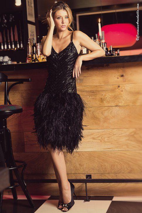 Dal Blog Affascionate – Elena Barolo con un abito elegante