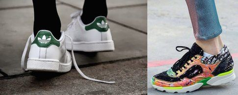 Sneakers : Stan Smith x Adidas e Chanel