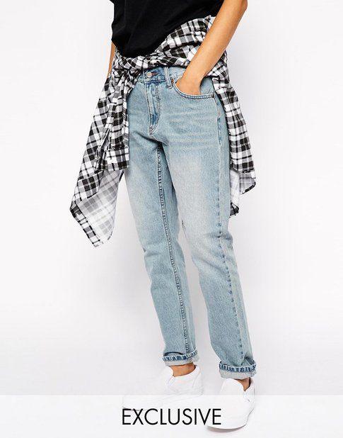 Jeans modello Mom di Cheap Monday