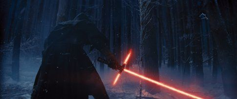 Il Sith Jylo Ren, nuovo cattivo di Star Wars - foto Starwars.com