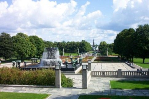 Vigelandspark_Oslo