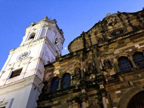 Cattedrale Metropolitana di Panama nel Casco Antiguo