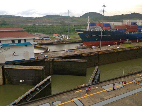 Il Canale dalle chiuse di Miraflores