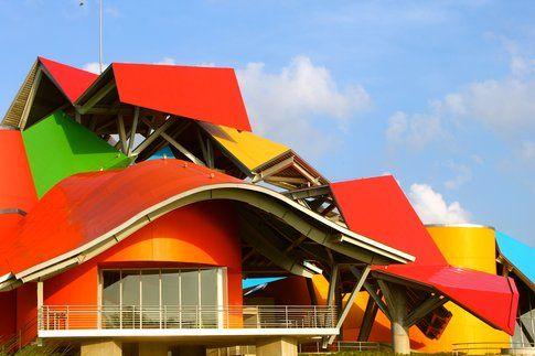 Il Museo della Biodiversità, di Frank Gehry