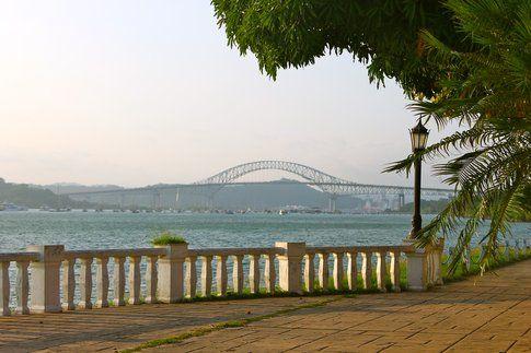 Il Puente de las Americas sul Canale di Panama