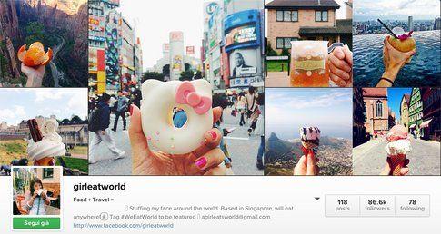 Girl Eat World on Instagram