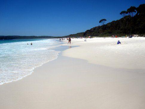 Hyams Beach, Jervis Bay - Kristina Kl