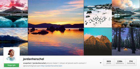 Jordan Herschel on Instagram