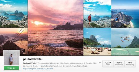 Paulo del Valle on Instagram