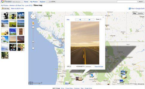 Picasa geotag (engadget.com)
