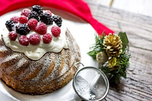 Bundt Cake allo Zenzero fresco