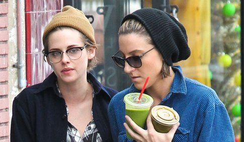 Kristen Stewart e Alicia Cargile
