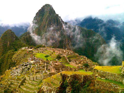 Il Machu Picchu