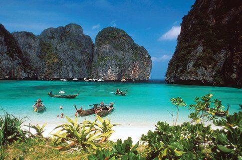 Thailandia - Ko Phi Phi Don - Fonte: pinstake.com
