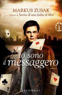 Io sono il messagero - immagine da sito Frassinelli