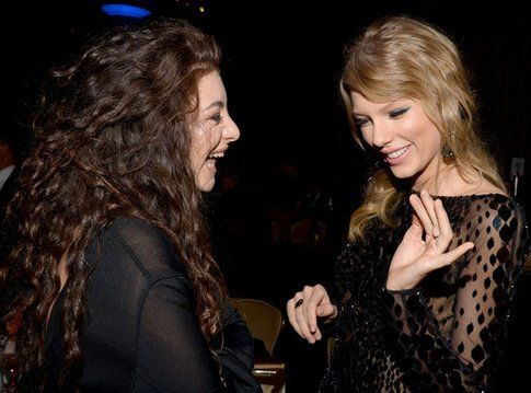 Lorde e Taylor Swift al party after Grammy - via ukeonline.com