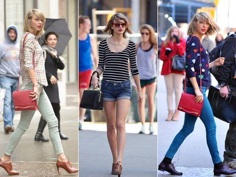 Taylor Swift e i suoi outfit - via VH1.com