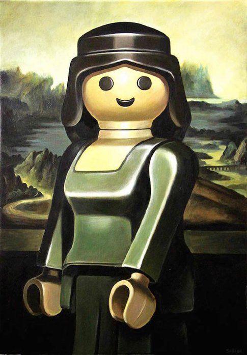 """""""La Gioconda"""" di Leonardo"""