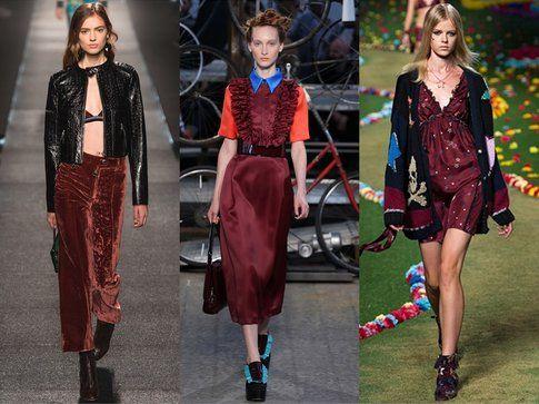 Come abbinare il marsala? Segui gli spunti di Louis Vuitton, Marras e Tommy Hifiger  - fonte: vogue.it