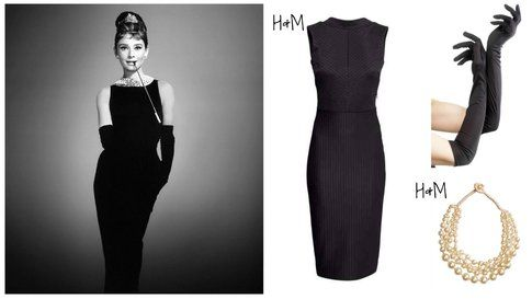 Audrey Hepburn (Holly Golightly) in Colazione da Tiffany