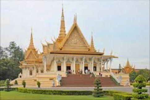 Reggia di Phom Phen