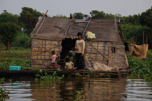Villaggi galleggianti