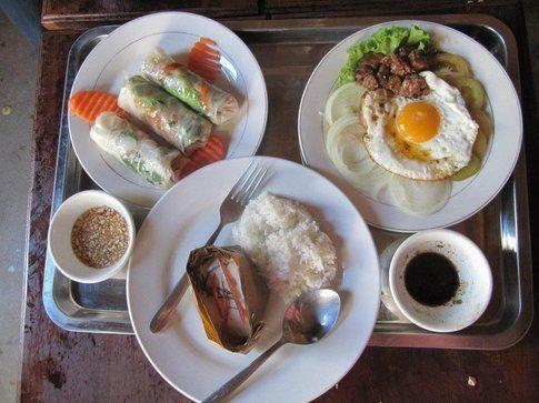 Corso di cucina Khmer