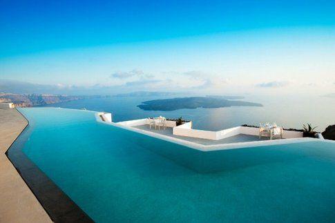 Hotel Grace. Santorini. Grecia