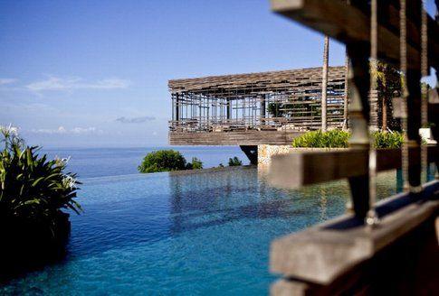 Alila Villas Uluwatu - Bali, Indonesia