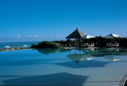 Parrot Cay Resort. Turchia