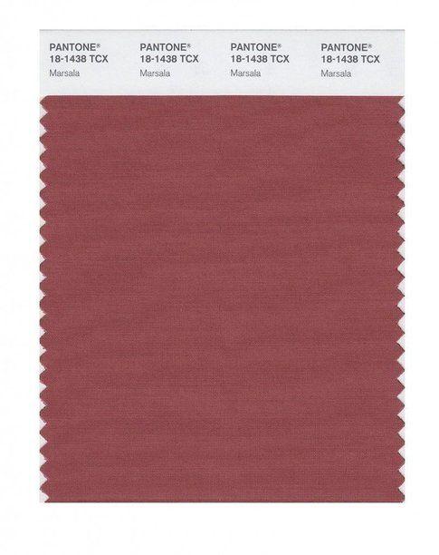 Pantone ha eletto il marsala come colore 2015!