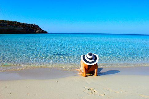 Lampedusa, isola dei conigli - foto di Silvia Albini