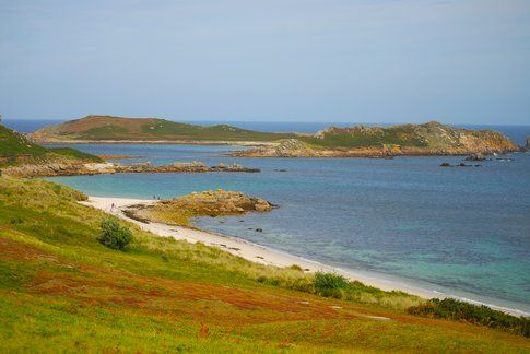 Scilly Isles by Tim Dobson