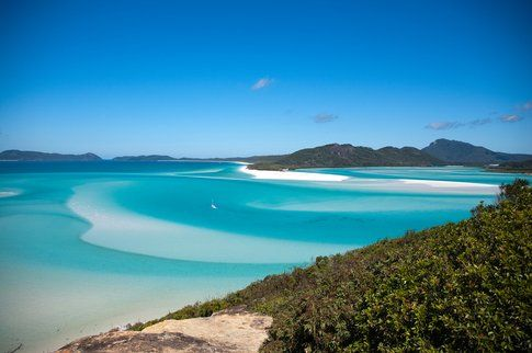Whiteheaven beach, Whitsundyas Islands - foto di Ilaria via flikr