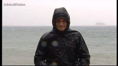 Alvin in tempesta all'Isola dei famosi - foto Facebook Isola dei famosi