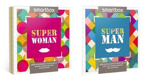 I nuovi cofanetti regalo SmartBox