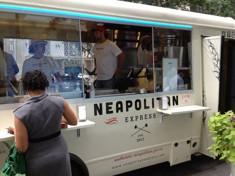 Neapolitan Express a New York
