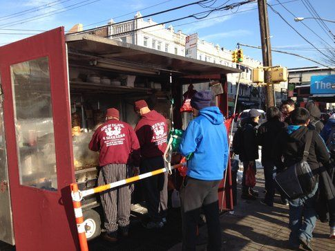 King of Falafel & Shawarma a New York