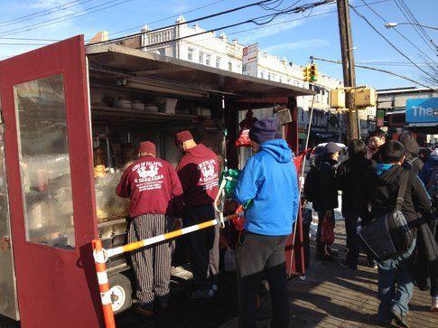 King of Falafel & Shawarma a New York