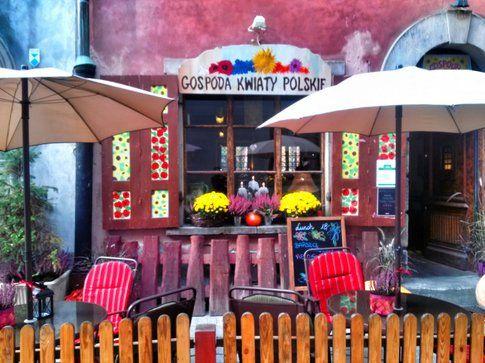 Dove mangiare Pierogi a Varsavia
