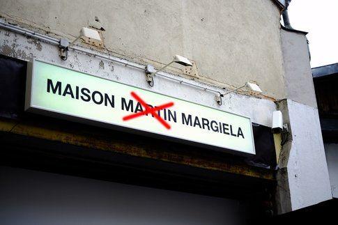 Il cambiamento di Maison Martin Margiela