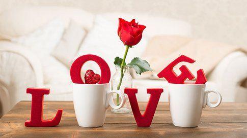 Scritta love - Pinterest
