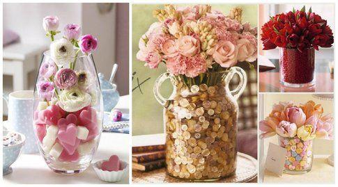 Bouquet di fiori fai da te - Pinterest