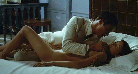 "Scena di ""L'amante"" - immagine da account Pinterest Marina Gadzhieva"