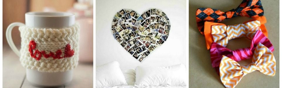 Fai da te a San Valentino: idee regalo per lui