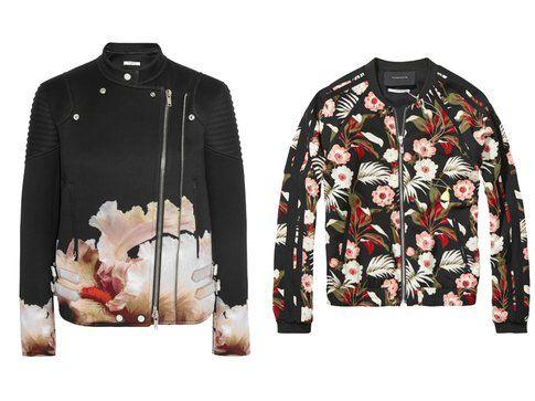 Giacca di pelle di Givenchy – Bomber firmato Scotch&Soda